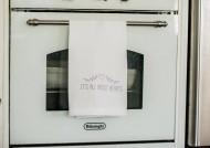 מגבת מטבח רקומה
