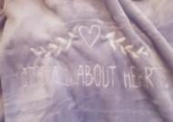 שמיכה זוגית אפורה רכה ומלטפת