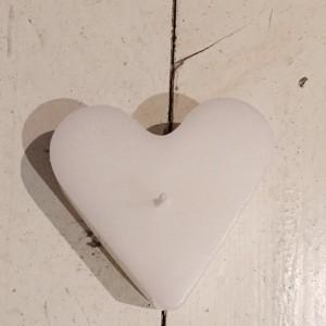 נר לב סגול לבנדר (העתק)
