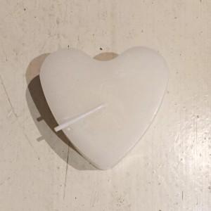 נר לב לבן (העתק)